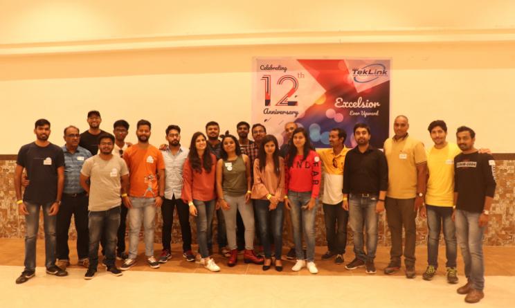 TekLink Employees Day India